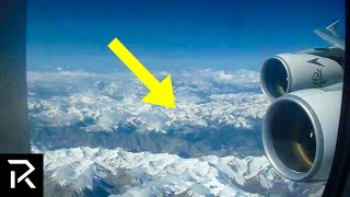 Why You Can't Take A Plane To The Top Of Everest
