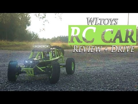 Affordable WLtoys FAST RC Car REVIEW and Drive – RCLifeOn