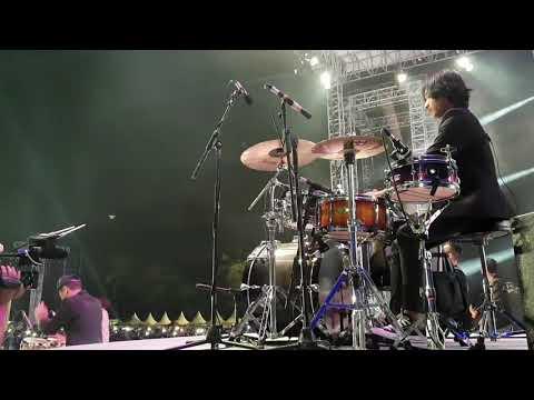 KONSER BESAR SABYAN - Ya Jamalu - Sabyan version (drumcam)