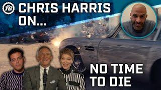 Chris Harris on… No Time To Die | ft. Daniel Craig, Léa Seydoux and Rami Malek | Top Gear