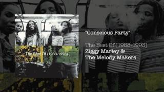 """""""Conscious Party"""" - Ziggy Marley & The Melody Makers 