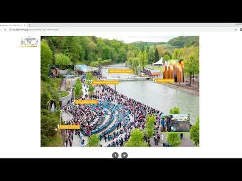 Le site web du Sanctuaire de Lourdes