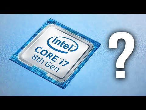 Intel's NEW 8th Generation CPU's… EXPLAINED!