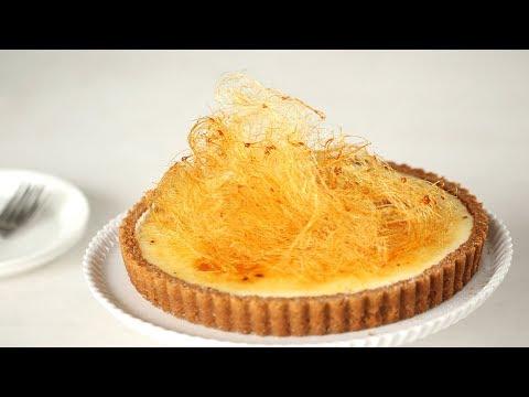 Brûléed Vanilla-Bean Cheesecake- Sweet Talk with Lindsay Strand