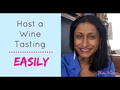 Host a Wine Tasting in 5 Easy Steps