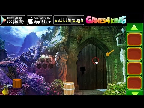 G4K A Way To Escape From Hell walkthrough.