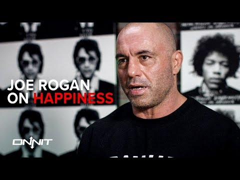 Joe Rogan on Happiness