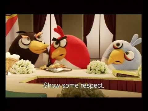 Is An Angry Birds Peace Treaty Underway?
