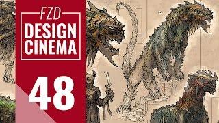 Design Cinema – EP 48 - Creature Sketching