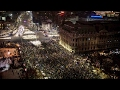 Video for biggest protest clash police