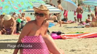 preview picture of video 'Vacances aux Baléares : visite de Majorque avec ses plages, ses villages, ses balades'