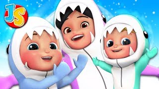 Baby Shark Song + More Nursery Rhymes & Songs For Babies   Live