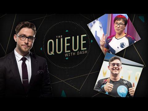 The Queue | Doublelift & Svenskeren