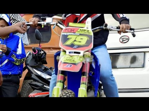 Video MODIFIKASI MOTOR GRASSTRACK YAMAHA F1ZR