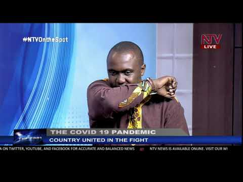 ON THE SPOT: Uganda united in fight against COVID-19