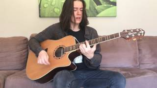 How To Fly by Sticky Fingers (Acoustic Cover)