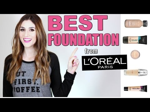 Battle of the L'Oreal Foundation