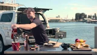 Josh Catalano: Cooking with Mendolia Sardines