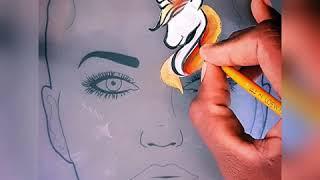 Unicorn Face Painting Tutorials