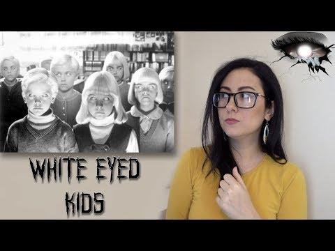 BEYAZ GÖZLÜ ÇOCUKLAR | Paranormal Şehir Efsaneleri (White Eyed Children)