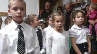 preview picture of video 'Iskola Karácsonyi műsor Jánossomorja 1.b  2013'