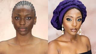 HOW TO: MATCH YOUR FACE TO YOUR BODY    Covering Dark Skin Hyperpigmentation & Sunburn