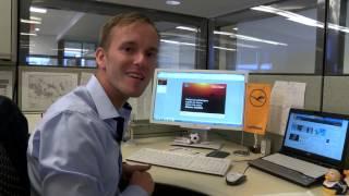 Just Add German Career Video @ Lufthansa, NJ