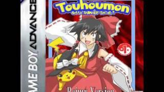 Touhoumon OST - Gym Leader Battle