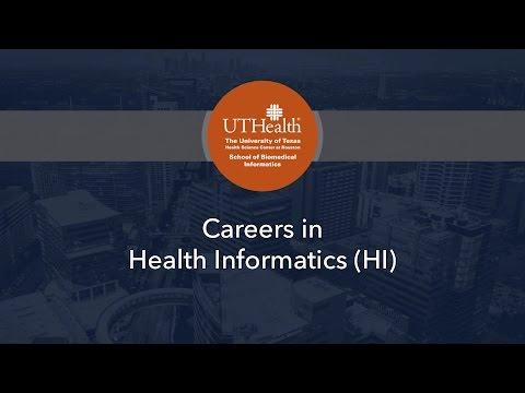 Careers in Health Informatics