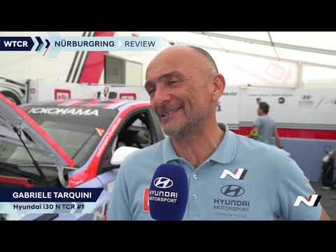 WTCR Race of Germany Review - Hyundai Motorsport 2019
