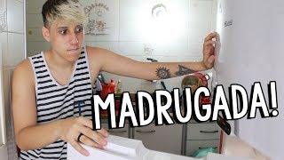 FOME NA MADRUGADA