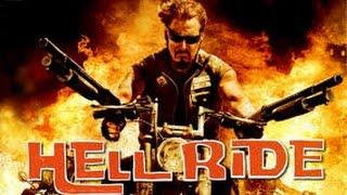 Hell ride biker movie