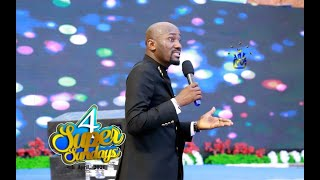 """BE CAREFUL OF WHAT YOU DO TO PEOPLE"" - Apostle Suleman Speaks"