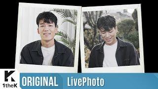 LivePhoto(라이브포토): Kwak JinEon(곽진언) _ Freely(자유롭게)