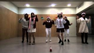 BOYFRIEND(보이프렌드) - Pinky Santa  dance cover by chumuly:)