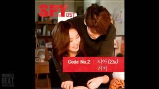 Zia (지아) - Star Dust ( 별먼지)[SPY Code No.2] - 스파이 OST Code NO. 2