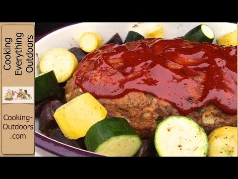 Cajun Meatloaf Recipe | Grilling