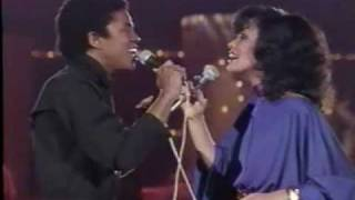 Jermaine Jackson Marilyn McCoo duet Let's Get Serious on SOLID GOLD
