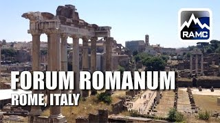 preview picture of video 'Forum Romanum Führung - City Tour Guide'
