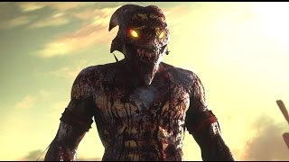 Shadow of the Beast All Cutscenes (Game Movie) 1080p 60FPS HD