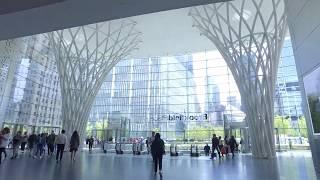 [4k] New York Walk Brookfield Place/World Trade Center to Jane
