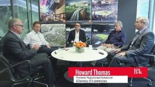 From 15 to Seven: HOK discuss how the face of rugby is changing