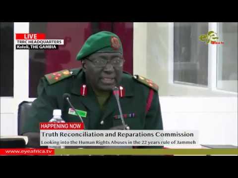 TRRC SITTING OF 16TH JANUARY 2019 PART 2 (видео)