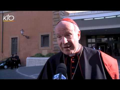 Cardinal Schönborn : On oublie les enfants