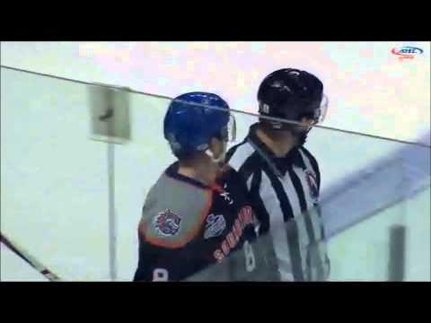 Nathan McIver vs. Brandon Manning