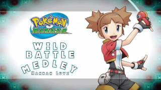 Wild Battle Medley - Pokemon Ranger/SoA/GS [Hannah Luvz]