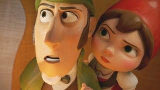 Шерлок Гномс - Трейлер 2 (HD)