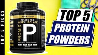Top 5 Best Protein Powder of [2020]