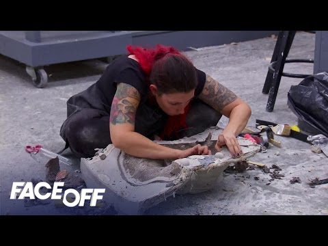 Download FACE OFF | Season 12, Episode 1: Breaking The Mold | SYFY HD Mp4 3GP Video and MP3