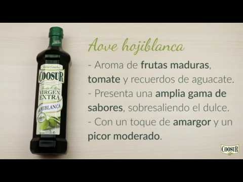 COOSUR Hojiblanca Natives Olivenöl extra Flasche 1 l